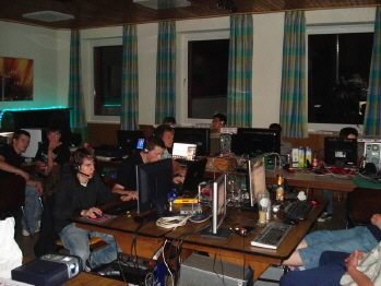 PC-Freaks im DGH