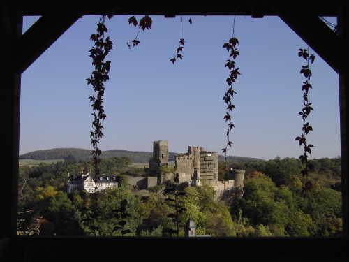 Bild Burg Reichenberg