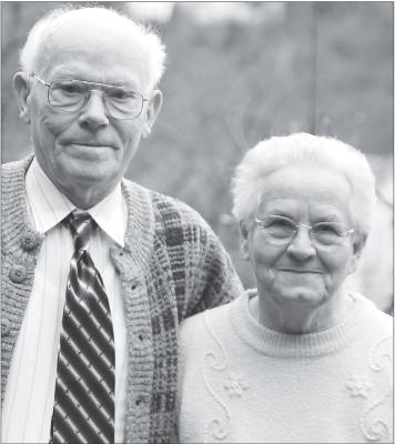 Bild von August und Liesel Lenz