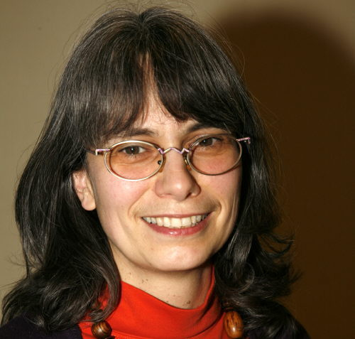Portrait von Bärbel Goerke